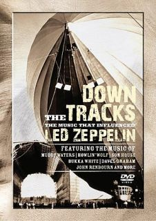 Down The Tracks Music That Influenced Led Zeppelin DVD, 2008