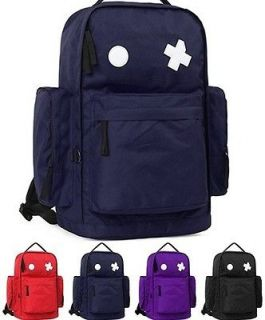New OX Casual Women Ladys Girls Mens Unisex Backpack Bookbags School