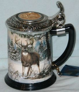 franklin mint tankard in Collectibles