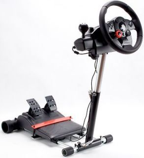 Racing Steering Wheel Stand 4 Logitech DriveFX PS2