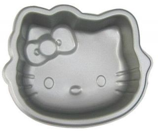 Lovely Hello Kitty Cake Pan Mold Xmas Wedding Birthday Party