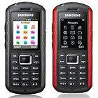 NEW UNLOCKED SAMSUNG B2100 GSM CELL PHONE RED/BLACK
