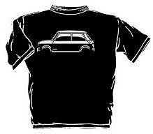 mini cooper shirt in Clothing,
