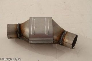 1997 FORD TRUCK F 150 PICKUP CATALYTIC CONVERTER 8cyl 4.6L Driver Side