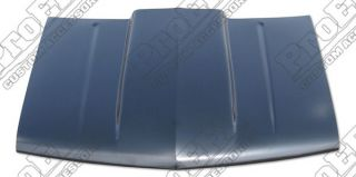 Cowl Induction Hood With Straight Cowl   Chevy & GMC Trucks/SUVs