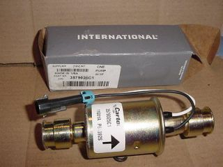 International Truck fuel pump 3579025C1 DT 466 MAXFORCE