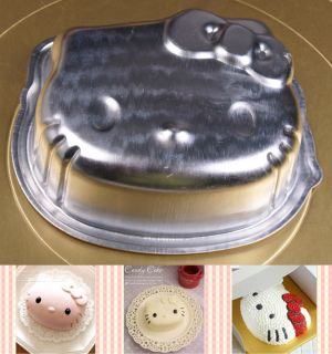Inch Hello Kitty Cake Pan Cake Tin Cake Decoration Bake Molds