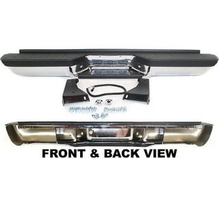 chevy truck rear bumper in Bumpers