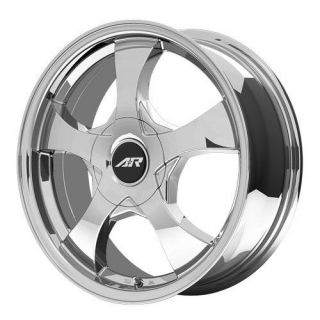 15 inch AR895 chrome pvd wheels rims 5x105 chevy cruz chevy sonic