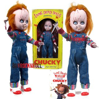 Bride of Chucky Mezco 2012 Living Dead Dolls Childs Play 10 Figure