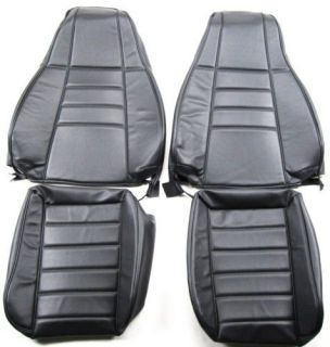 JEEP 97 02 TJ WRANGLER FRONT SEATS UPHOLSTERY KIT  NEW