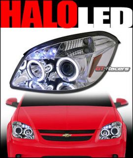HEAD LIGHTS LAMP SIGNAL 05 10 CHEVY COBALT/G5 (Fits Chevrolet Cobalt