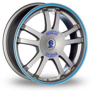 Rally Alloy Wheels & Nankang AS 1 Tyres   CHEVROLET AVEO (05 11
