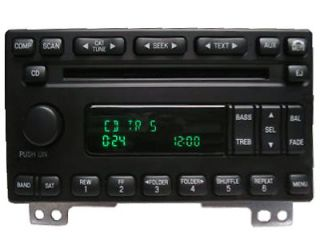 FORD Explorer Mustang MERCURY Mountaineer Satellite Radio CD Player