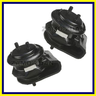 99 04 CHEVY / GMC TRACKER 1.6/2.0/2.5 FRONT MOTOR MOUNT KIT 2PCS  same
