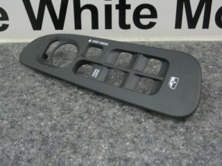 02 05 DODGE RAM DOOR POWER WINDOW SWITCH BEZEL LEFT MOPAR DARK SLATE