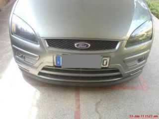 ford focus front bumper lip