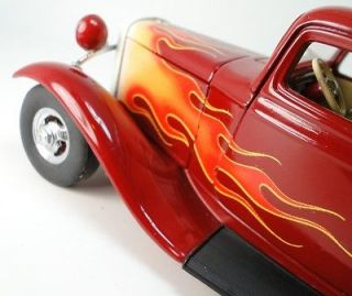 Hot Rod A Ford Model Custom Wheel Street Race Show Car Auto Racing t