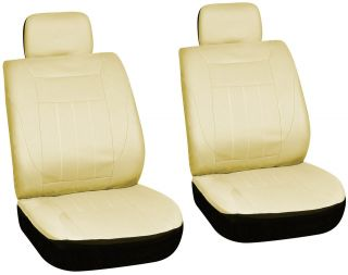 Seat Cover Set Bucket Chairs  (Fits 2012 Jeep Patriot