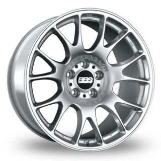 18 BBS CH Alloy Wheels & Continental Tyres   MITSUBISHI EVO 9