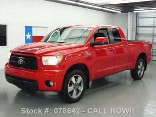 Toyota  Tundra WE FINANCE 2010 TOYOTA TUNDRA DOUBLE CAB TRD SPORT