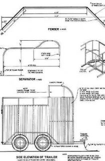 Modern Farm Plans Horse barns and trailers BBQ Smoker Chicken coop log