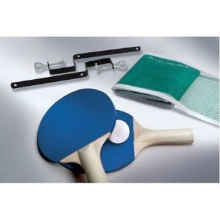 NEW EMERSON TABLETOP PING PONG TABLE TENNIS GAME SET