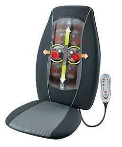 HoMedics SBM 300H Shiatsu Plus Back Massage with Heat