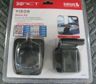 Xact Sirius XM Satelite Radio Home Docking Install Kit XS052