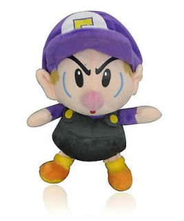 listed 1PC Super Mario Bros. Baby Waluigi 7 Plush Toy Doll TW1458