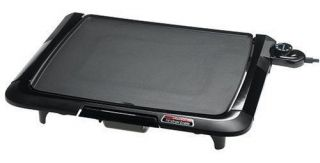 Presto 07045 Cool Touch Electric Tilt n Drain Griddle