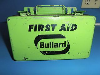 vintage first aid kits in Collectibles