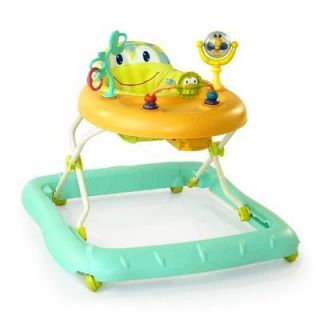 NEW Bright Starts Walk A Bout Walker Cute Frog