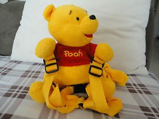 Baby DISNEY Winnie The Pooh Baby Toddler Walking Safety Harness Rein