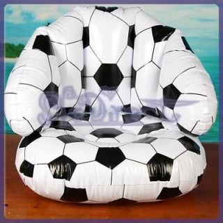 Sofa Chair fans Gift Inflatable Blow up Outdoor Game Toy Party Favour