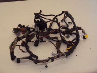 02 FORD FOCUS DASH WIRE WIRING HARNESS 2002 (Fits Ford Focus)