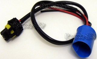 HID HARNESS 9007/HB5 X 1 WIRE PLUG/PLAY XENON KIT HEADLIGHT AMP