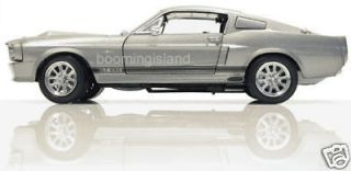 18 1967 Shelby GT 500 Ford Eleanor Style Diecast Car