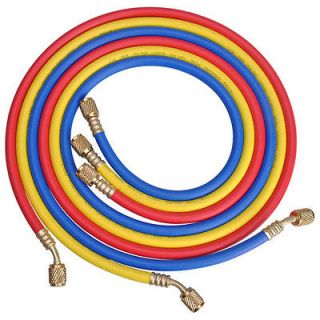 60 AC Charging Hoses Refrigerant Freon R134a Air Conditioning