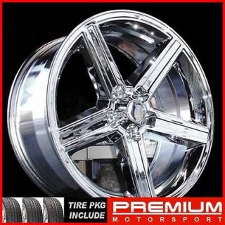 24 inch WHEELS AND TIRES IROC RIMS Tire