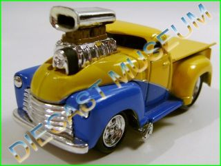 1953 53 CHEVY CHEVROLET TRUCK PICKUP LOOSE MUSCLE MACHINES DIECAST
