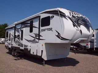 2013 KEYSTONE RAPTOR 300MP TOY HAULER (FACTORY DIRECT PRICING