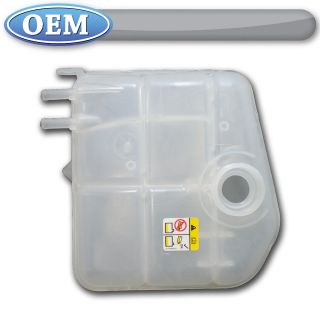NEW OEM 2005 2007 Ford Focus Radiator Overflow Tank Coolant Degauss 2