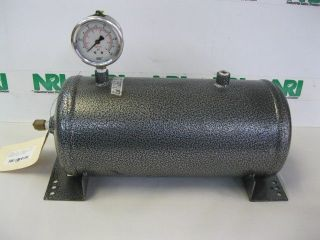 PUREGAS GAST PORTABLE AIR COMPRESSOR TANK COMPONENT WITH PRESSURE