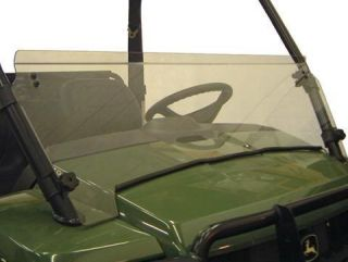 John Deere Gator XUV 825i 2011 Half Fixed Windshield