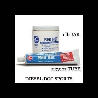 CRAMER RED HOT SPORTS RUB OINTMENT PAIN RELIEF 1LB