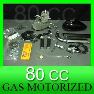 80CC MOTOR GAS BICYCLE BIKE ENGINE MOTORIZED KIT POWER CYCLING Sea 7 8