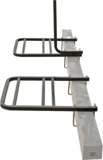 Dutchmen Travel Trailer Bumper Mounted 2 Bicycle Bike Carrier Rack