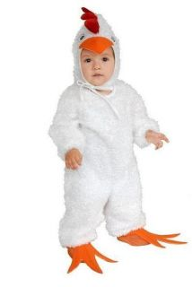 Chicken Animal Cute Dress Up Halloween Infant Toddler Child Costume
