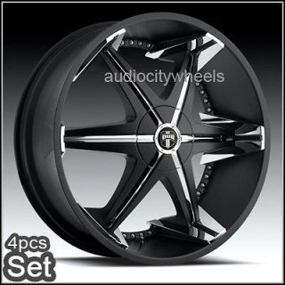 26inch Dub Wheels for Land Range Rover, FX35 Rims
